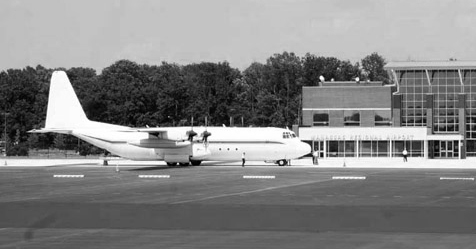 Manassas airport service - HEF